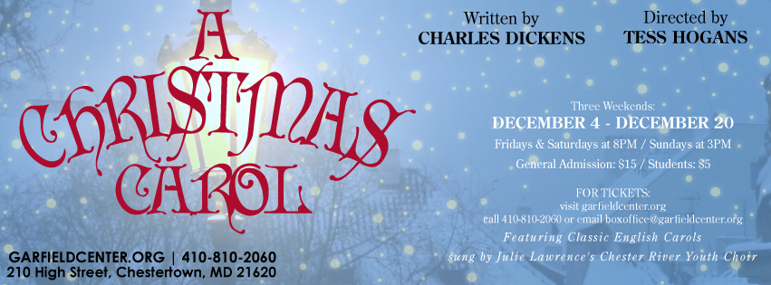 When Was A Christmas Carol Written.A Christmas Carol The Garfield Center For The Arts At The
